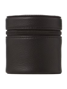 Linea Zip Cufflink And Tie Case