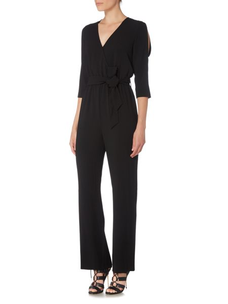 Therapy Sibbi Cut Out Detail Jumpsuit