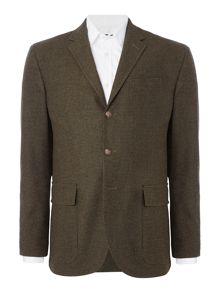 Polo Ralph Lauren Morgan Tonal Grid Check Blazer