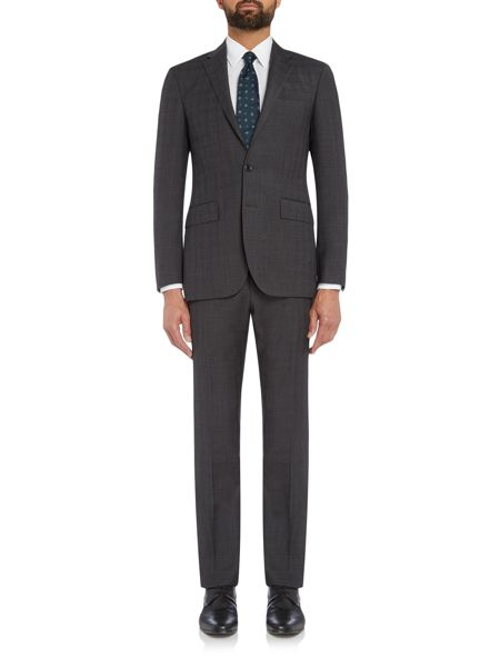 Polo Ralph Lauren Polo 1 Single Breasted Pow Check Two-Piece Suit