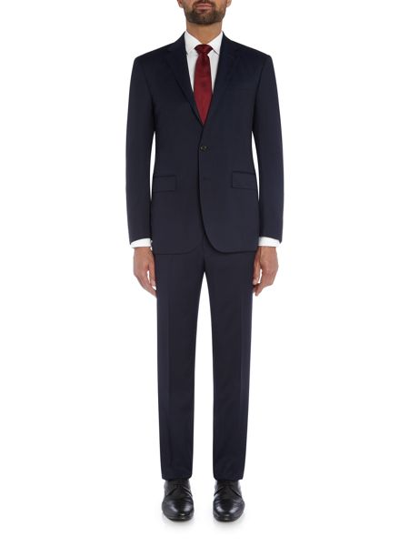Polo Ralph Lauren Polo1 Single Breasted Solid Two-Piece Suit
