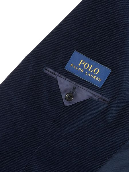 Polo Ralph Lauren Polo1 Twill Blazer with Gold Buttons