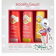 Roger & Gallet Hand & Nail Hydration Spring Collection