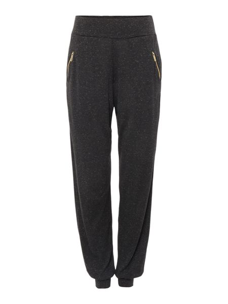 Biba Body luxe casualwear gold fleck lounge trousers