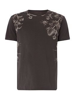Thistle Print Graphic Tee