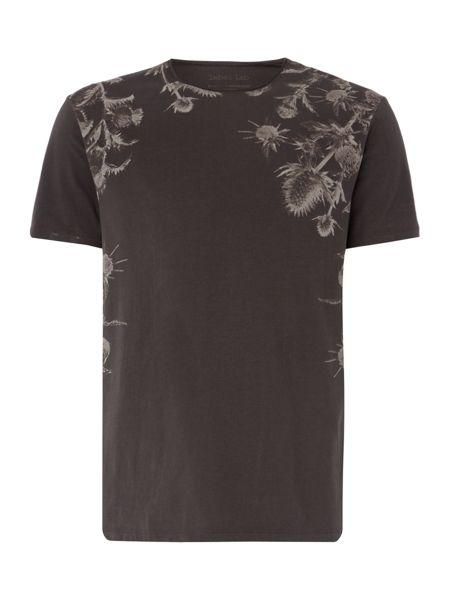 Label Lab Thistle Print Graphic Tee