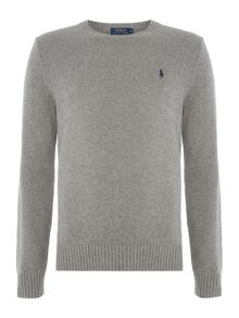 Polo Ralph Lauren Cotton Crew-Neck Jumper