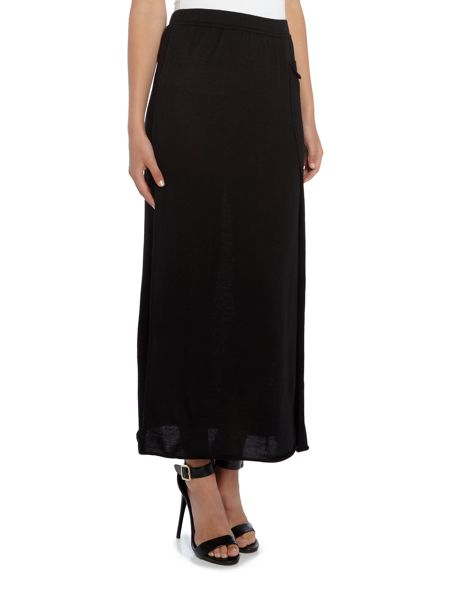 Crea Concept Long fitted knitted skirt