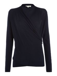 Ted Baker Knitted layering wrap cardigan