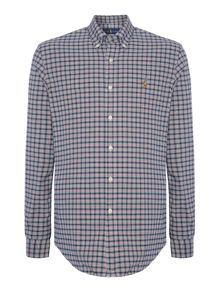 Polo Ralph Lauren Long sleeve small windowpane check