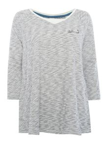 Maison Scotch A-Line T Shirt