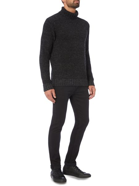 Label Lab Lear Roll Neck