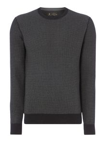 Label Lab Shepherd Two Colour Knit