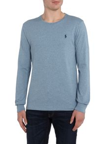 Polo Ralph Lauren Basic crew long sleeve tee