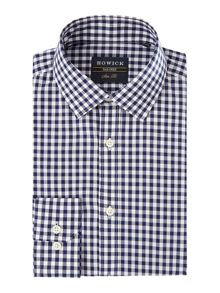 Howick Tailored Turner Gingham Shirt