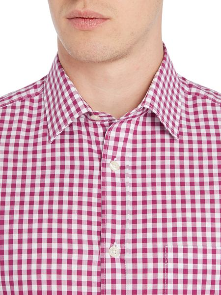 Howick Tailored Sumit Gingham Shirt