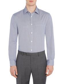 Howick Tailored Beadell Puppytooth Shirt