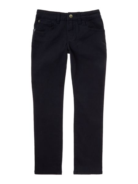 Armani Junior Boys 5 Pocket Chinos
