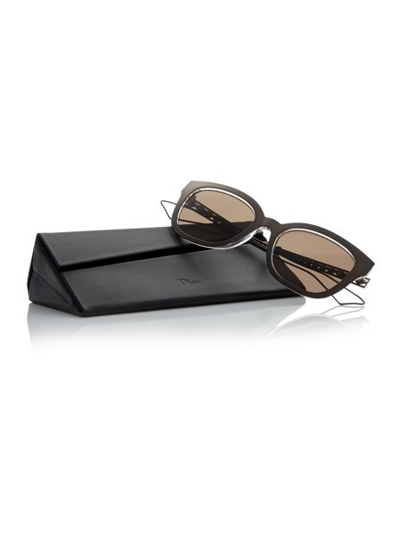 Dior Sunglasses Rectangle diorama1 sunglasses