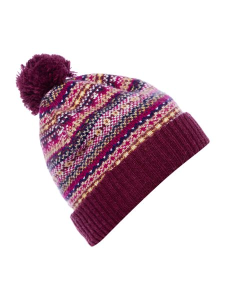 Dickins & Jones Fairisle Hat