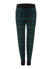 Polo Ralph Lauren Cuffed Check Loungewear Bottoms