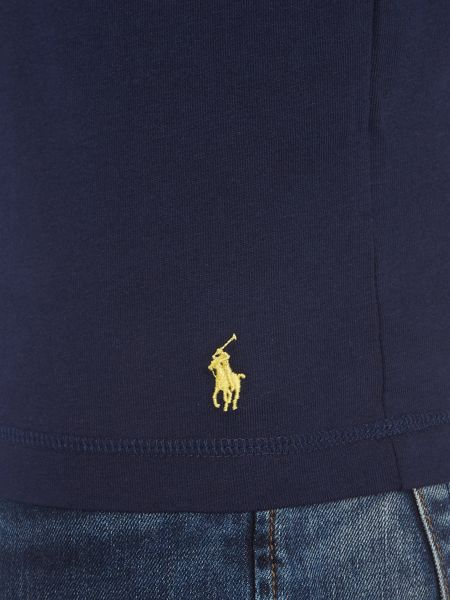Polo Ralph Lauren Long Sleeve Crew Neck Top