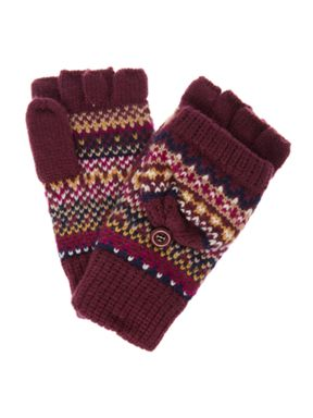 Dickins & Jones Fairisle knitted accessories
