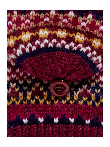 Dickins & Jones Fairisle Glove