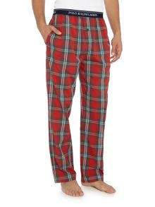 Polo Ralph Lauren Woven Check Lounge Pant