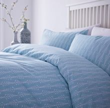 Linea Fern print duvet cover set