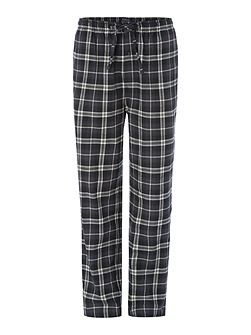Flannel Plaid Lounge Pant