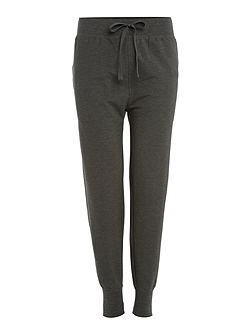 Brushed Jersey Cuffed Jogger