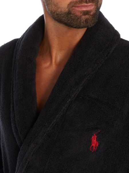 Polo Ralph Lauren Shawl Collar Robe