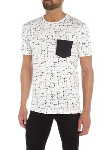 Only & Sons All Over Print T-shirt