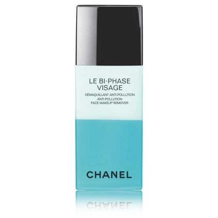 CHANEL LE BI-PHASE VISAGE Anti-Pollution Makeup Remover