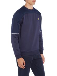 Lyle and Scott Sports Brownlee Crew Neck Sweatshirt