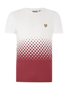 Lyle and Scott Sport Short Sleeve Graphic Crew Neck T-Shirt