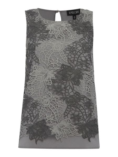 Episode Double layer lace top