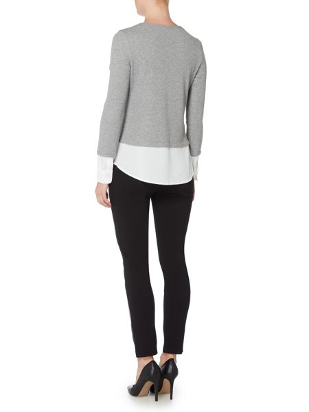 Episode Long sleeve double layer jumper