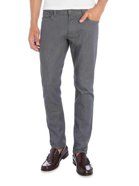 Armani Jeans J06 slim fit grey jeans