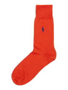 Polo Ralph Lauren Mercerised Cotton Sock