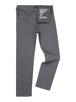 J21 regular fit grey jeans