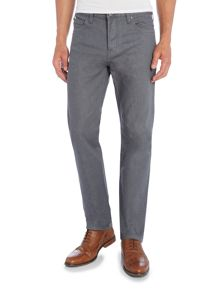 Armani Jeans J21 regular fit grey jeans