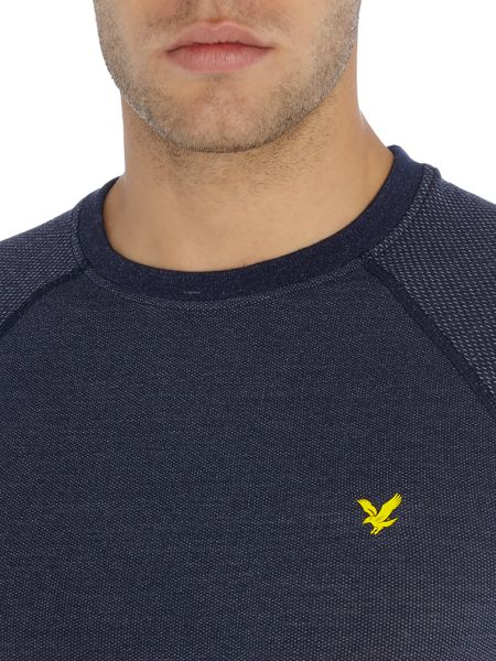 Lyle and Scott Sports Short sleeve base layer top