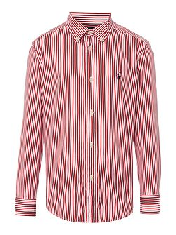 Boys Bengal Stripe Shirt