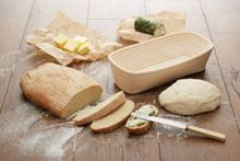 Kitchen Craft Loaf Bread Proving Basket