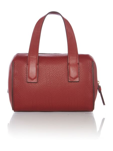 DKNY Tribca red small tote cross body bag