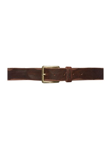 Replay Vintage leather belt