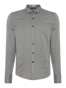Replay Stretch poplin shirt