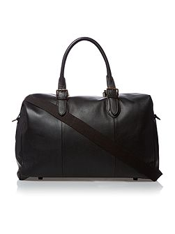 Pebble Leather Holdall